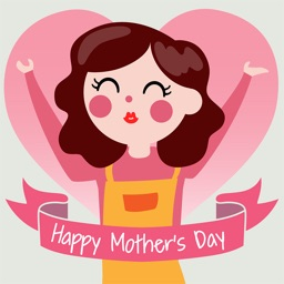 Animated Happy Mother's Day