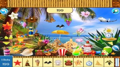 Hidden Objects:Summer Beach Party screenshot three