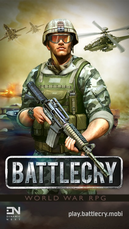 Battle Cry - World War (RPG)