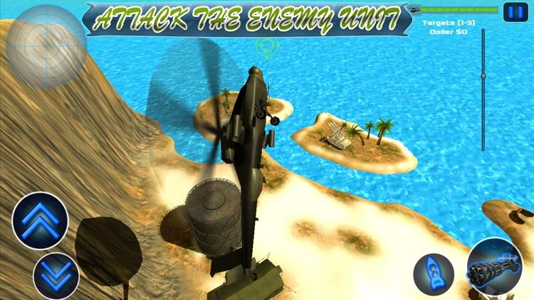 Battle Hardened Heli Strike Simulation screenshot-3