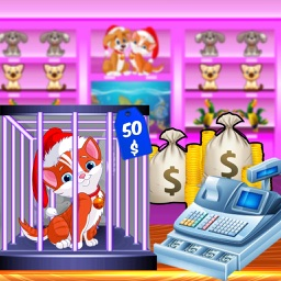 Pet Shopping Mall Cashier – Animal Shop