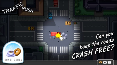 Screenshot for Traffic Rush in Lebanon App Store