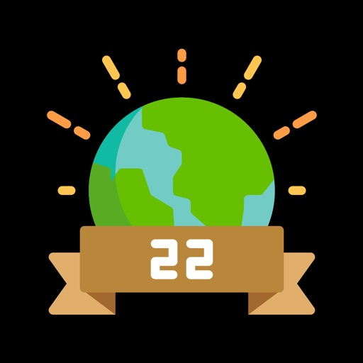 Earth Day Stickers Pack app logo