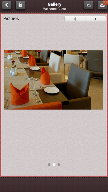 Blynk Restaurant