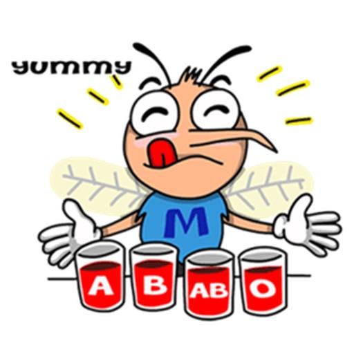 Mosquito Stickers