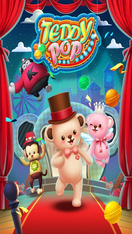 Teddy Pop - Bubble Shooter