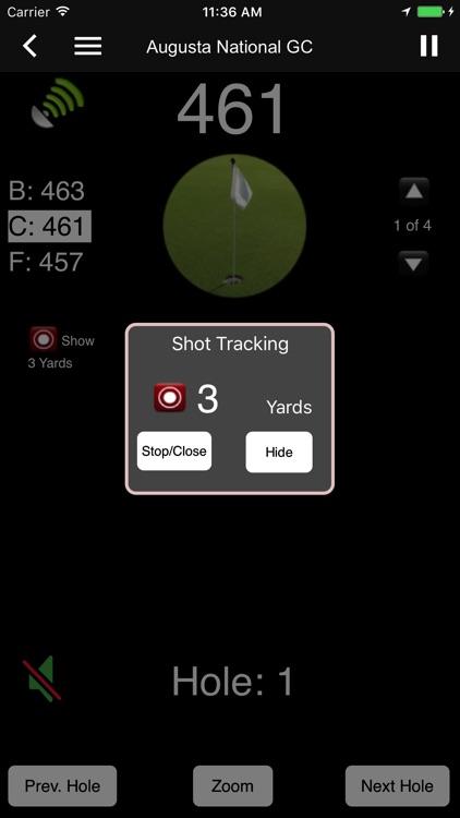 SkyDroid - Golf GPS screenshot-4