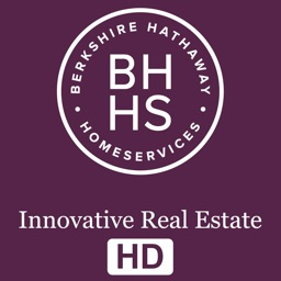 Innovative Real Estate Home Search for iPad