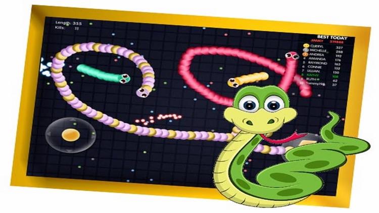 World Snake Go