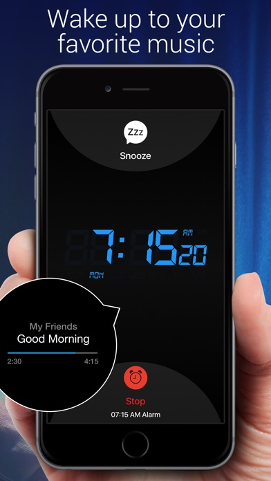 Screenshot for Alarm Clock for Me in Canada App Store