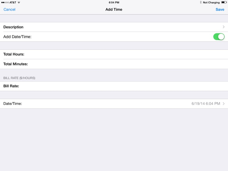 CaseManager For iPad screenshot-3