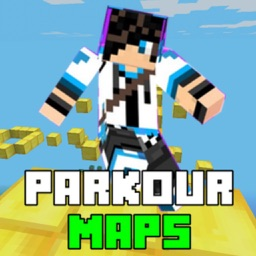 PARKOUR MAPS FOR MINECRAFT: POCKET EDITION