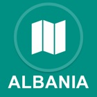 Albania : Offline navigazione GPS icon
