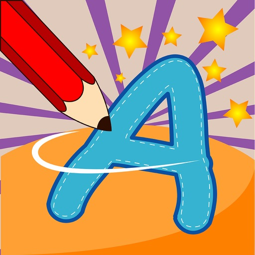ABC Tracing Alphabet Learning Writing Letters
