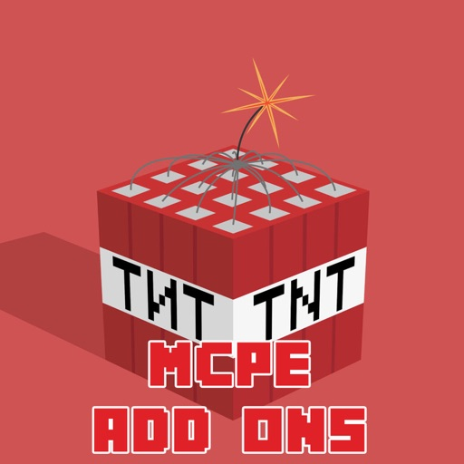 TNT Add Ons Mini Games For Minecraft PE