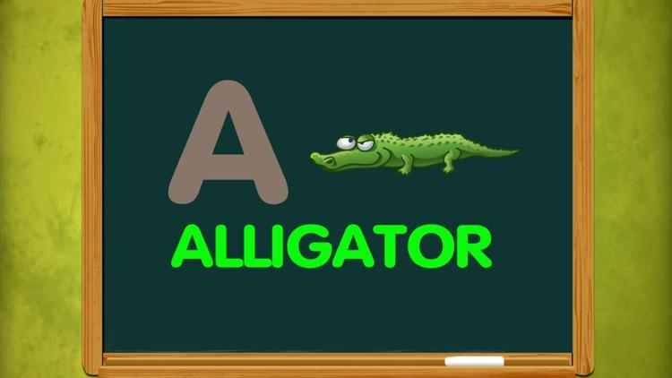 Tracing ABC - Learn To Write Alphabet screenshot-4