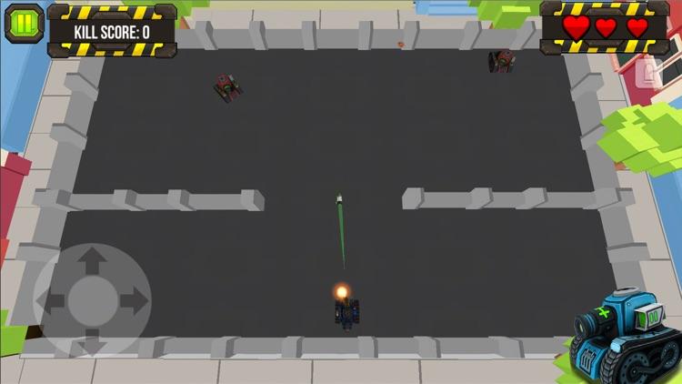 Tank Wars Battle - Tank Hero Lite