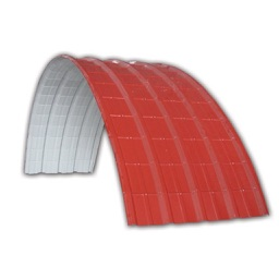 roof curved calculator