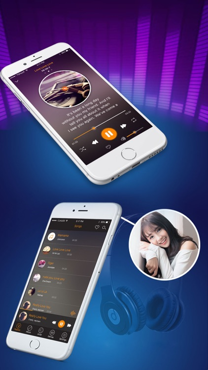 Music player - mp3 player - listen to music screenshot-2