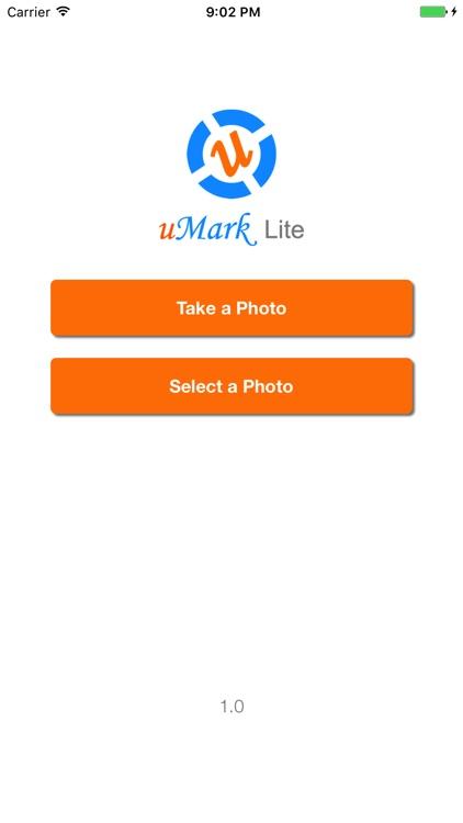 uMark Photo Watermarker Lite