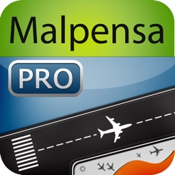 Milan-Malpensa Airport Pro (MXP) + Flight Tracker Apple Watch App