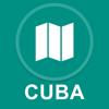 古巴 : 离线GPS导航
