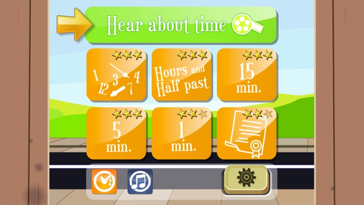 Fun Clock for Kids - Learn to tell time screenshot-4