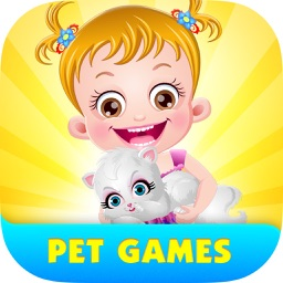 Baby Hazel Pet Games