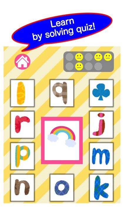 ABC study@alphabet class: My first ALPHABET lesson