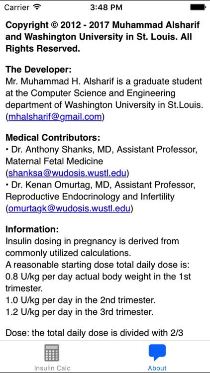 WUSM OB Insulin