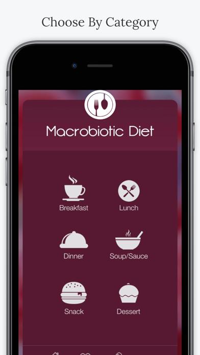 Macrobiotic Dietのおすすめ画像2