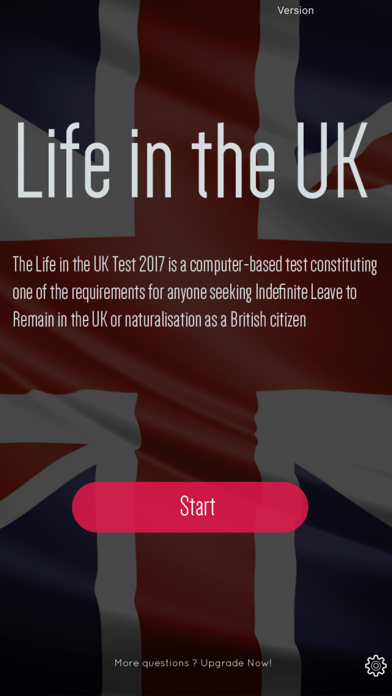 Life in the UK Test Question 2017 screenshot 1