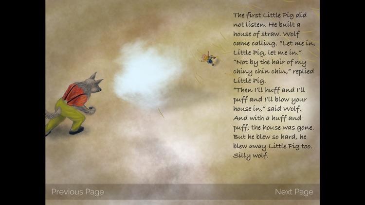 Three Little Pigs screenshot-4