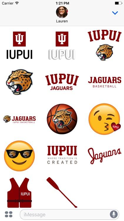 IUPUI Stickers