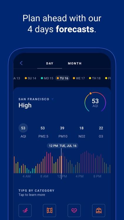 Plume Labs: Air Quality App screenshot-3