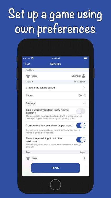 Alias - guess a word screenshot-4