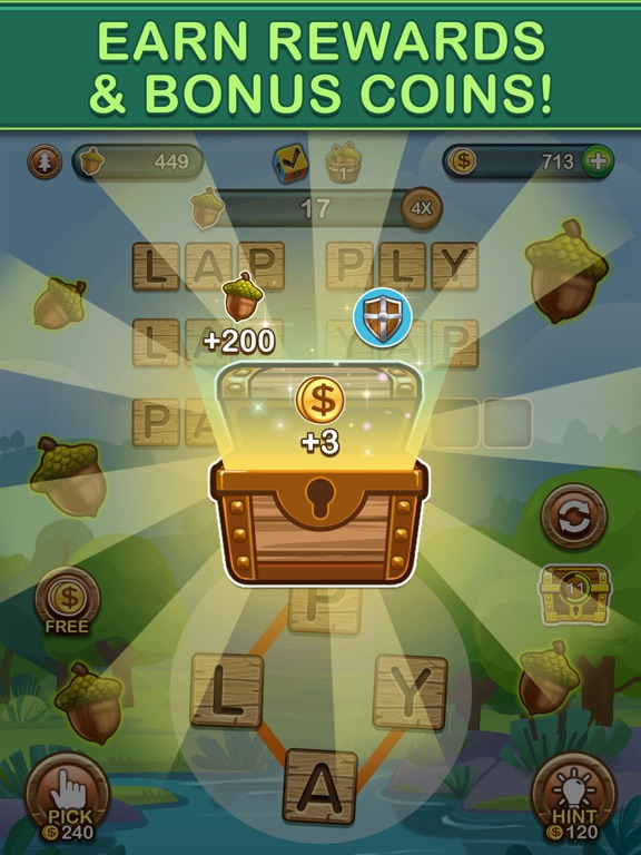 Word Forest: Word Games Puzzle screenshot 10