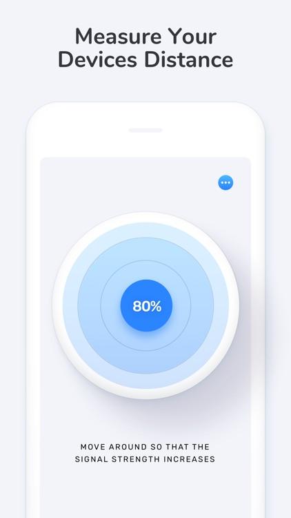Air Tracker - Bluetooth Finder screenshot-3