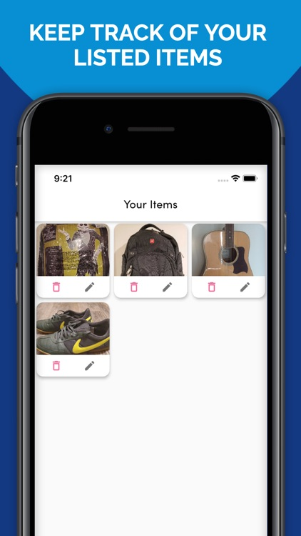 Nabsack: Buy & Sell Used Stuff screenshot-3