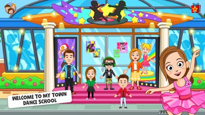 My Town : Dance Schoolのおすすめ画像2