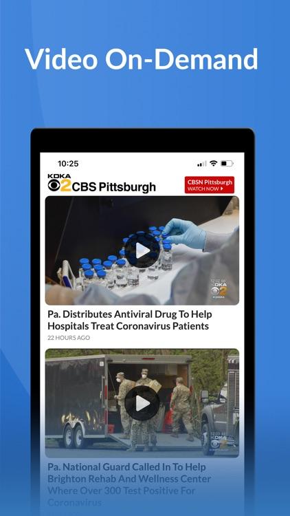 CBS Pittsburgh screenshot-3