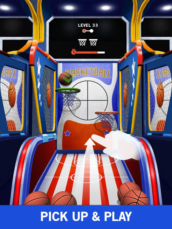 Basketball Roll screenshot 8