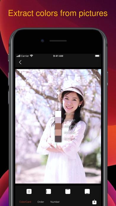 ColorCamera - Color Pickerのおすすめ画像3