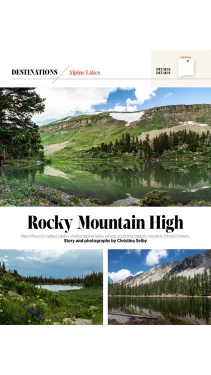 New Mexico Magazine screenshot-4