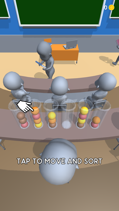Classroom Battle! screenshot 3