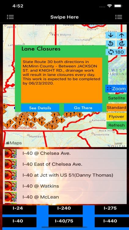 Traffic Cameras Tennessee Pro screenshot-8
