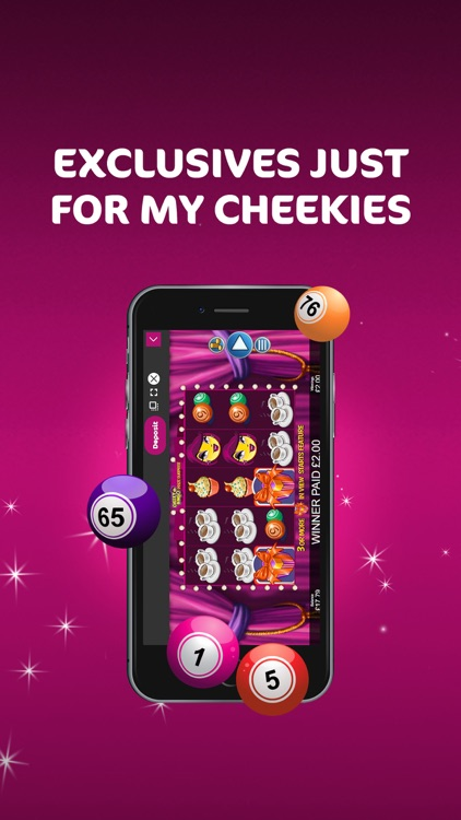 Cheeky Bingo - Bingo & Games screenshot-3