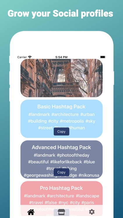 Boostly for Instagram accounts