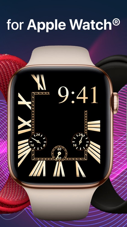 Watch Faces for Apple Watch® ~
