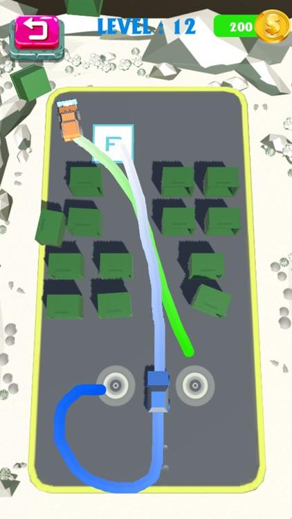 Parking Master - Draw Road 3D screenshot-5
